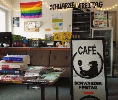 Cafe Schwarzer Freitag